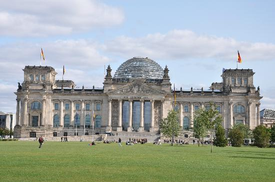 Berlin, Germany: Reichstag