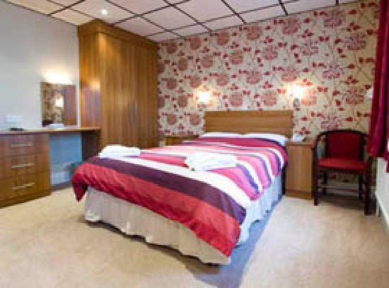 Doric Hotel: Double Room