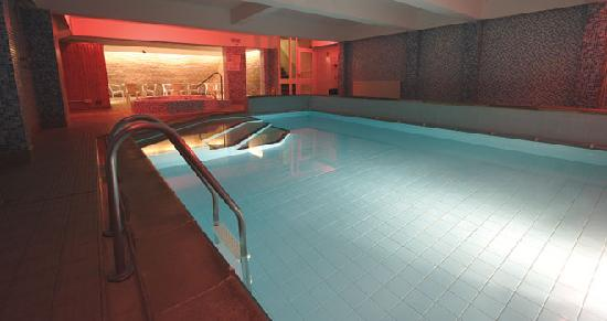 Doric Hotel: Indoor Swimming Pool