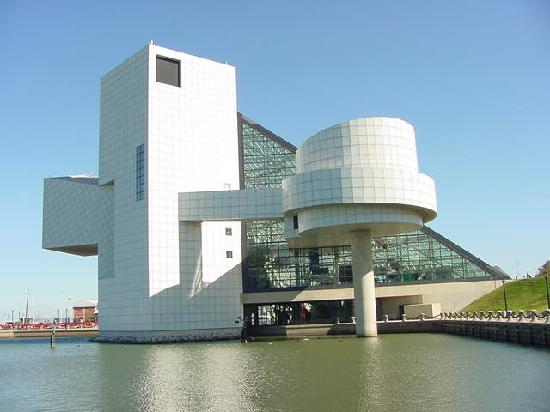 Rock & Roll Hall of Fame: A stunning building
