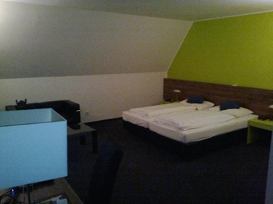 Hotel Schempp: Zimmer
