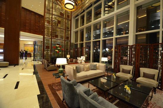 Kerry Hotel Pudong Shanghai : Lobby