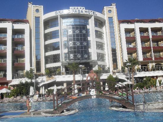 Grand Pasa Hotel: Grand Pasa