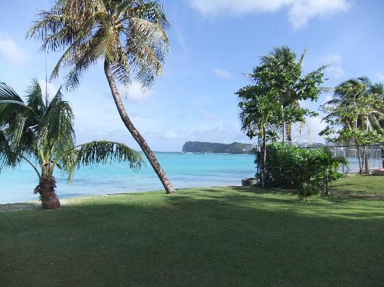 Tumon, Mariana Islands: 綺麗な海