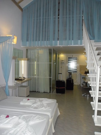 Hotel Lindos View: Apartment