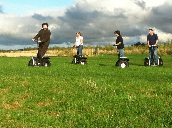 AC Gliders: Segway PT Tours