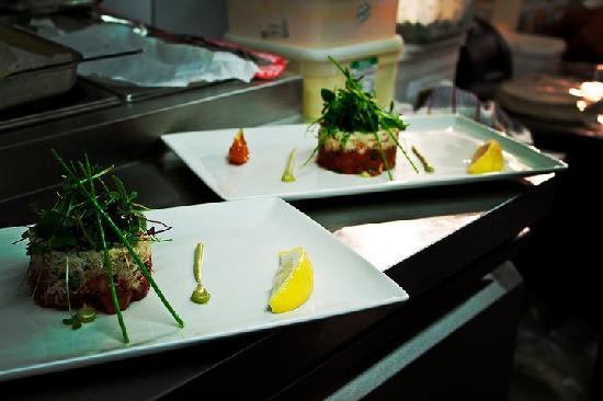La Sirena: Crab Salad