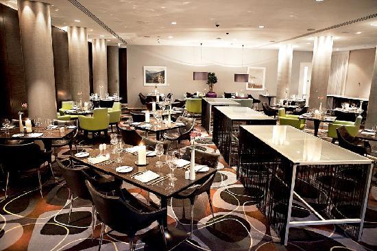 Rockwell at The Trafalgar: Rockwell Restaurant