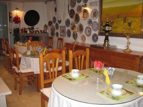 Hotel Boutique Las Brisas: Comedor