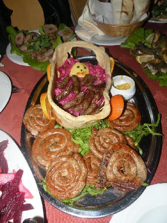 Chez Toni: Good food