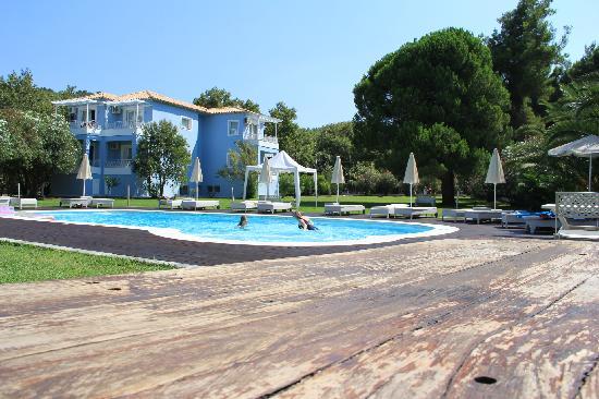 Mandraki Village Boutique Hotel: pool