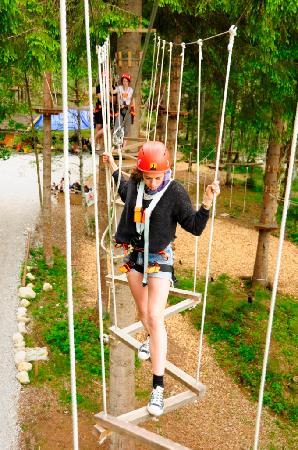 Abenteuerpark Achensee: Klettermax