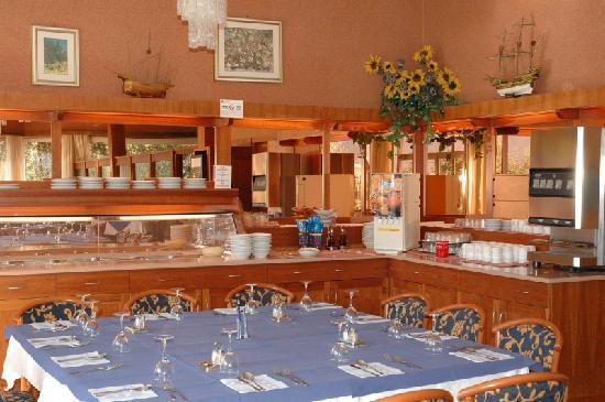 Hotel Garden : Buffet colazione