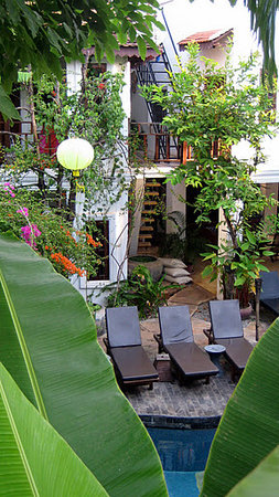 Rambutan Resort - Siem Reap: View from balcony