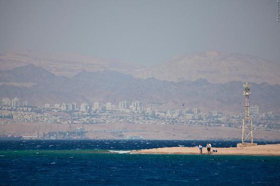 Sea Guard & Yasmena Boat: Amazing views!
