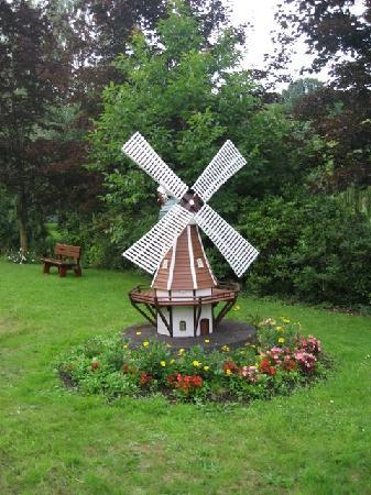 Akzent Hotel Zur Wasserburg : Hotel Gardens