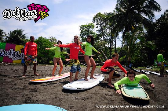 Del Mar Surfing Academy : Surf Camp for Kids and Teens