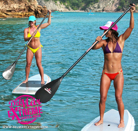 Playa Hermosa, Costa Rica: Del Mar Extreme - Stand Up Paddling