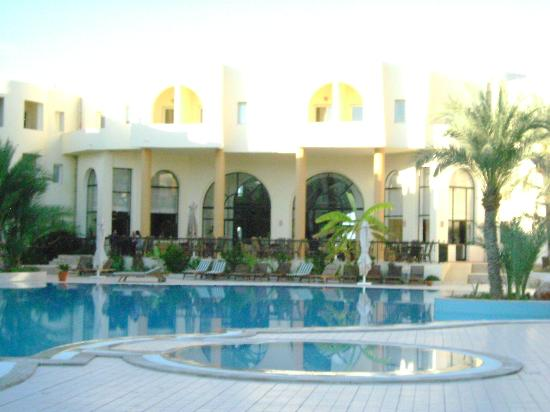 Green Palm: piscine