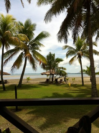 Club Fiji Resort : our view