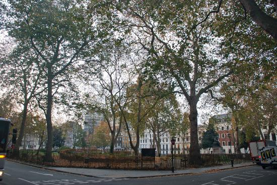 Photo of Bloomsbury Square in London, , GB