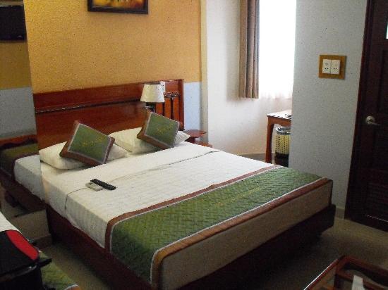 Duc Vuong Hotel : Mitt rum