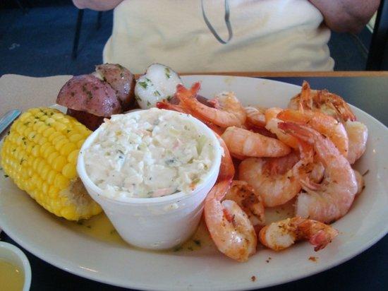 Shrimp Basket Photo
