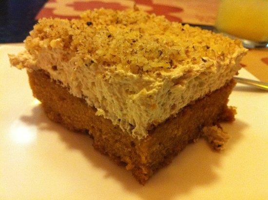 Vegehop: Carrot cake