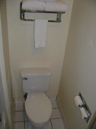 Baymont Inn & Suites Lawton: bathroom 117