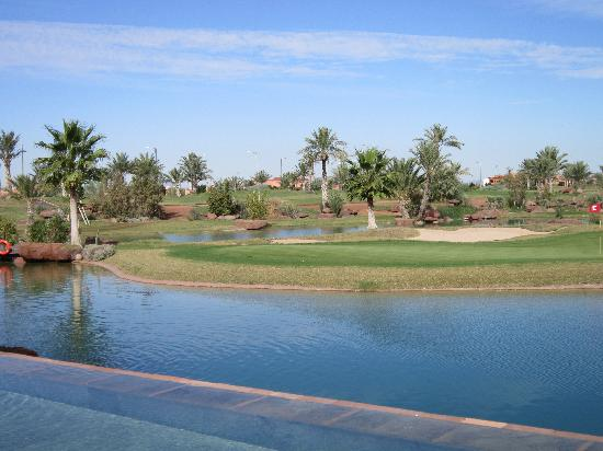 Atlas Golf Resort Marrakech : le golf