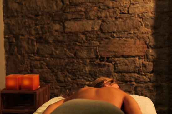 Scandinave Spa Vieux-Montreal: Massage