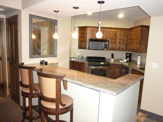 Sedona Summit Resort : Well equipped kitchen