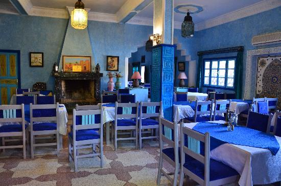 Kasbah Tizimi: Restaurant