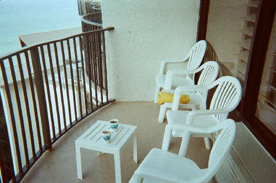 Backyard Porch Panama City Beach :  Holiday Inn Resort Panama City Beach, Panama City Beach  TripAdvisor