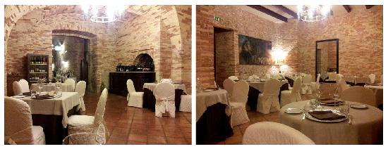 Castello Chiola Hotel: Ristorante
