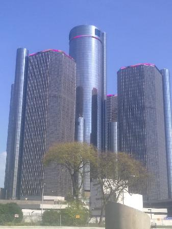 Detroit Downtown照片