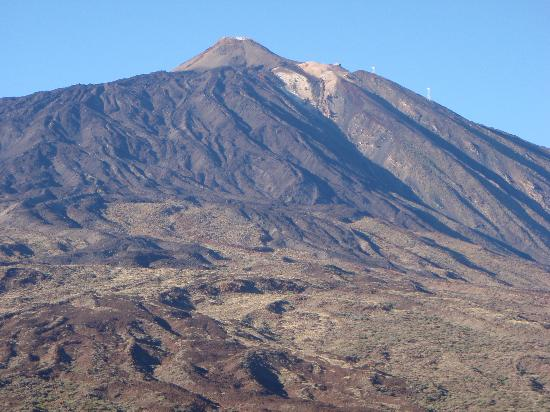Teide National Park, Spain: Teide