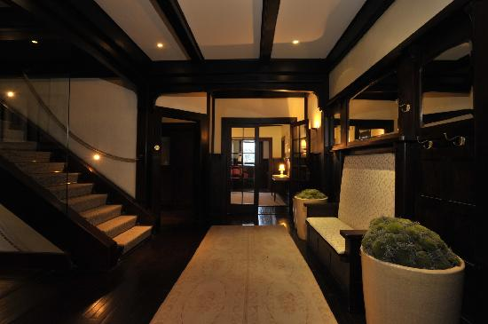 Casa Higueras: Interiores