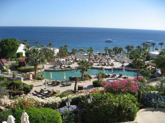 Hyatt Regency Sharm El Sheikh Resort: Main Swimming Pool