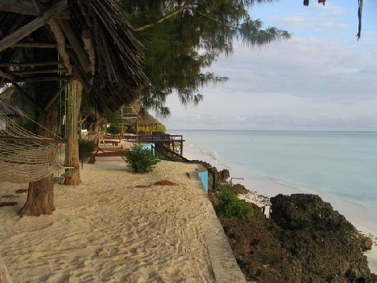 Excellent A View From The Upper Beach Picture Of Mnarani Beach Download Free Architecture Designs Rallybritishbridgeorg
