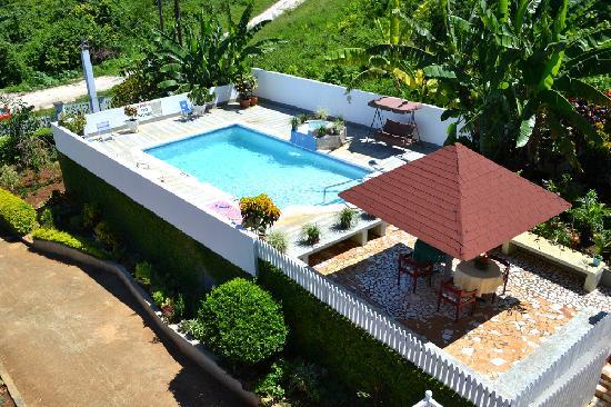 Villa Victoria Jamaica : Villa Victoria - The Pool