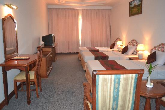 City Angkor Hotel: CAH 3 beds