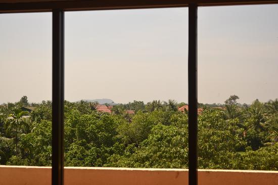 โรงแรมซิตี้ อังกอร์: very relaxing view