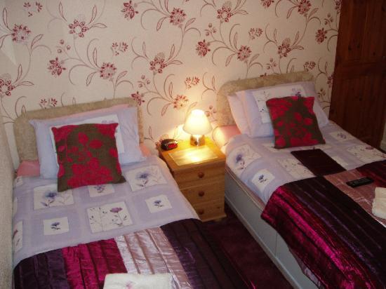 Hotel Libra: twin room
