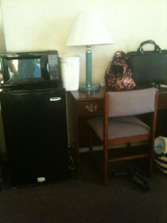 Econo Lodge Calhoun: desk