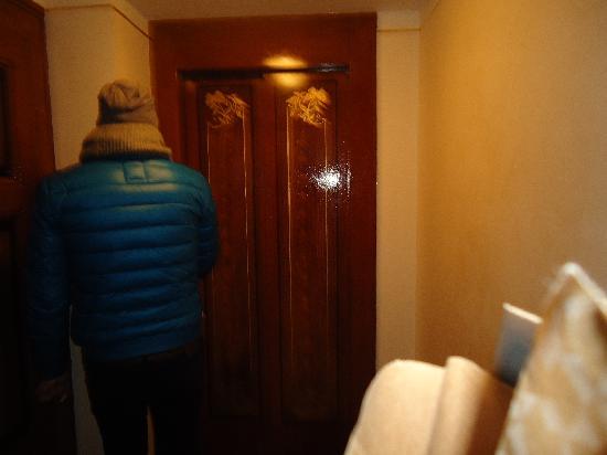 MyHouse Apartments: ascensore