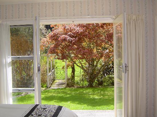 Awapiriti Lodge : View from Fantail Room