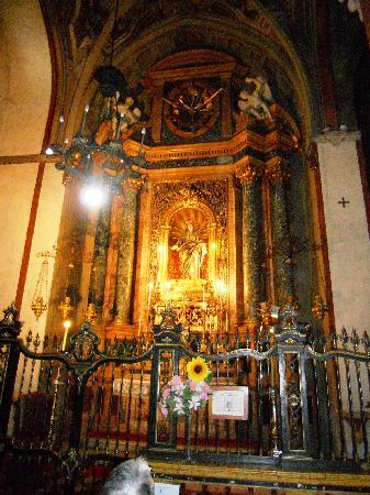 Basilica di Santa Maria dei Servi Bologna : S.Maria dei Servi (BO) - Addolorata (a. Piò)