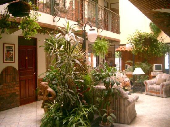 Hotel Inca Real: Lobby