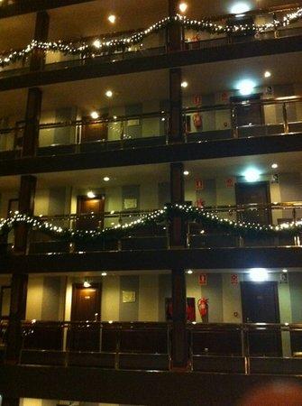Hotel Plaza Andorra: pisos